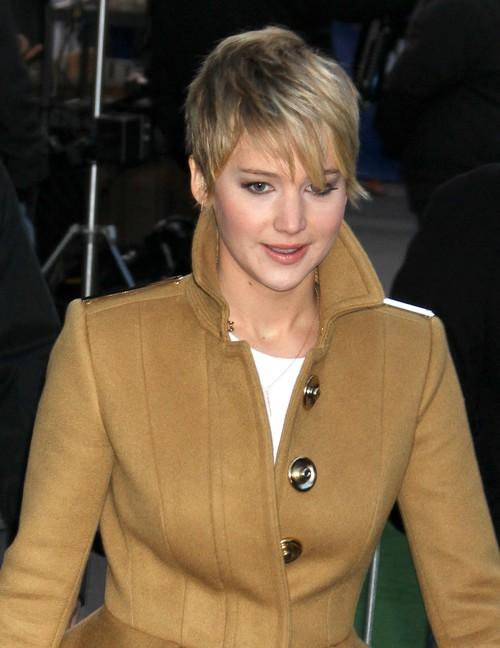 Jennifer Lawrence Afraid of Nicholas Hoult Working With Trampire Kristen Stewart