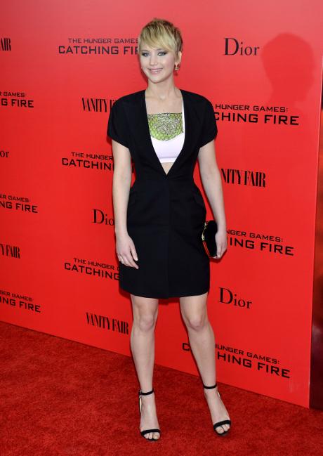 Jennifer Lawrence Despises Shailene Woodley For Stealing Her Spotlight And Fame!