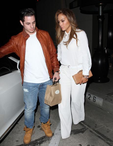 Jennifer Lopez and Casper Smart on the Verge of a Nasty Break Up?