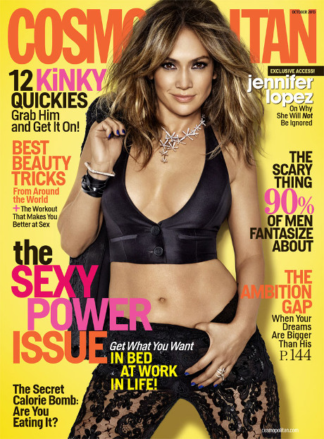 Jennifer Lopez Insists She's No Mistake in Newest Cosmo: She Works Her Butt Off, Stop Hating!