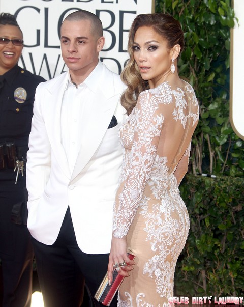 Jennifer Lopez Desperately Wants Kids With Casper Smart - Her Family Says 'No Way!'