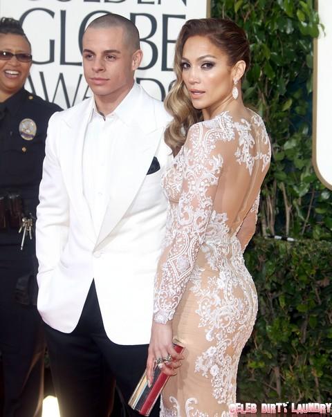 Jennifer Lopez Desperately Wants Kids With Casper Smart - Her Family Says 'No Way!'