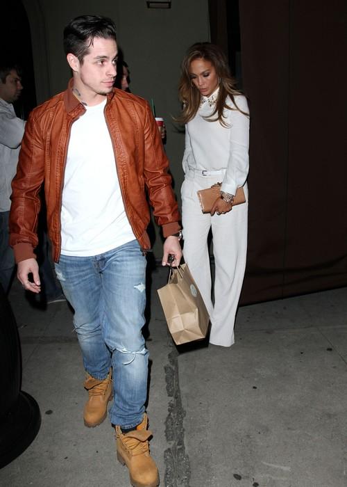 Jennifer Lopez and Casper Smart Fight Over Ryan Guzman - New Toy Boy? (PHOTOS)