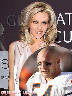 Jenny McCarthy Dating Chicago Bears Brian Urlacher