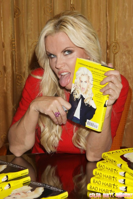 Jenny McCarthy's Bad Habits - Lesbian Drug Fueled Playboy Sexual Adventures Exposed (Photo)