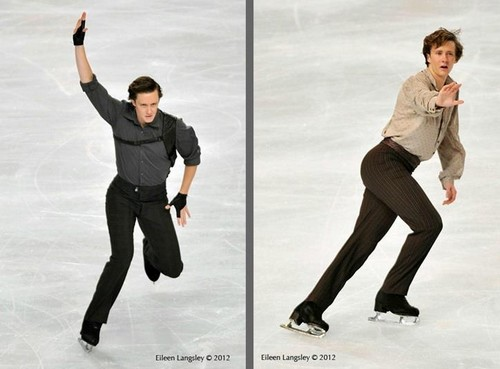 Jeremy Abbott Has The Drive and Fire to Compete for His Fourth Title at the U.S. Figure Skating Championships