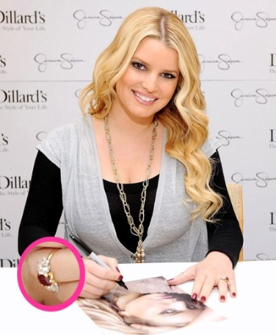 Did Jessica Simpson Buy Her Own Engagement Ring?