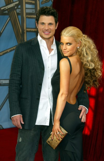Jessica Simpson Using Baby To Get Back With Nick Lachey 0528