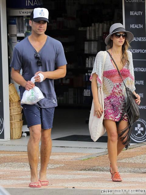 Jessica Alba Demands Husband Cash Warren Get a Job and Stop Freeloading