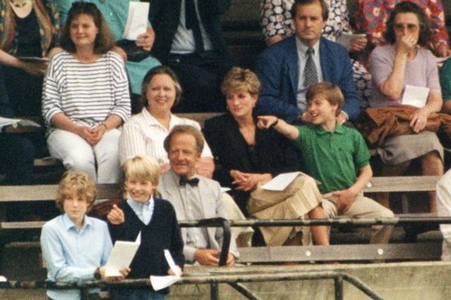 Kate Middleton and Prince William Ask Princess Diana's Nanny Jessica Webb to Care for Prince George - Only Person They Trust!