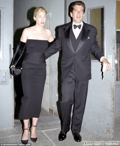 Mindy McCready Love Note to JFK Jr. Found by Wife Carolyn Bessette