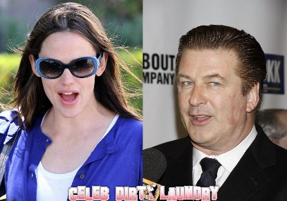 Alec Baldwin For Mayor? Jennifer Garner Says Sure!