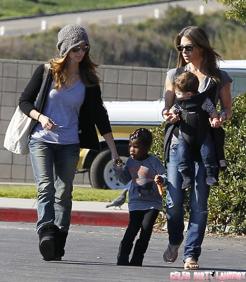 Jillian Michaels On Motherhood: 'I Don't Have Time To Work Out'