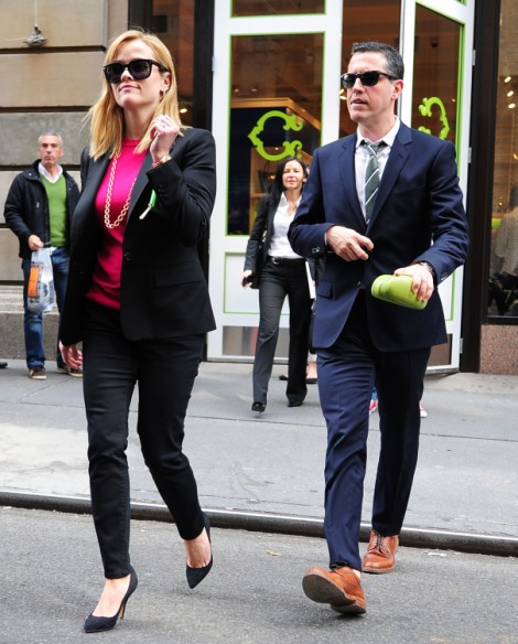 Reese Witherspoon's Husband Corrupts Young Women, Claims Ex 0531