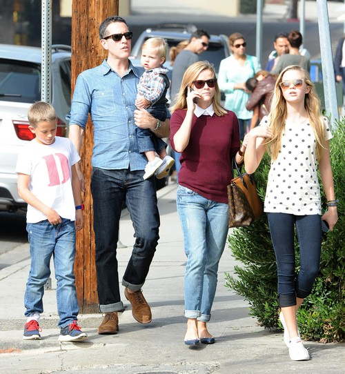 Reese Witherspoon's Husband Jim Toth's Steamy Love Affair With Courtney Robertson Revealed