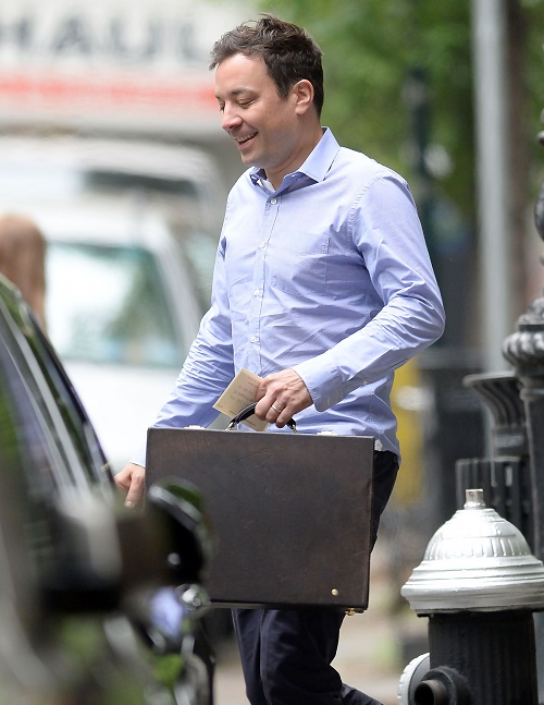 Jimmy Fallon Divorce: Nancy Juvonen Threatens To Leave Talk Show Host - Sick Of His Partying, Drinking, And Alleged Cheating!