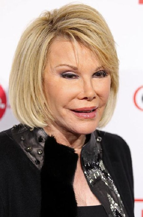 Joan Rivers Stops Breathing, Critical Condition: Cardiac or Respiratory Arrest During Surgery