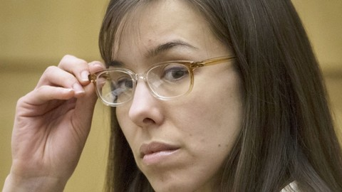 JODI ARIAS GUILTY – JURY RETURNS FIRST DEGREE MURDER VERDICT - DEATH PENALTY SENTENCE NEXT