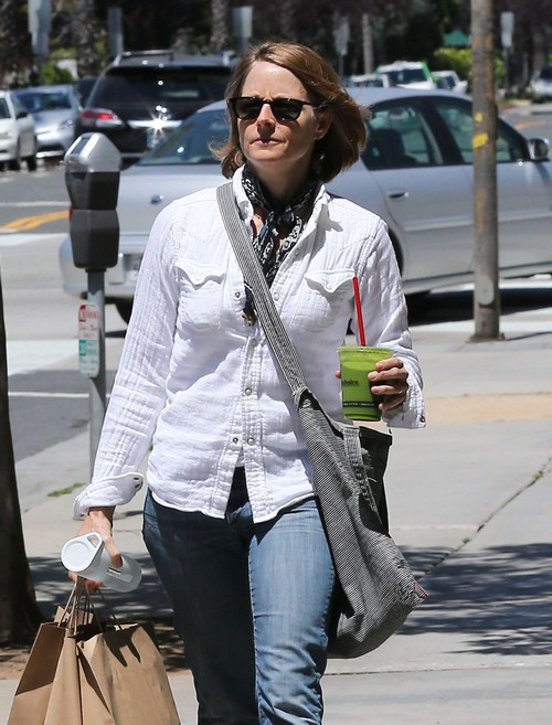 Jodie Foster's New Wife Alexandra Hedison Cheating With Her Ex, Joy Stanley?