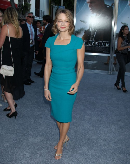 Jodie Foster And Girlfriend Alexandra Hedison Confirm Relationship With Intimate Lunch Date