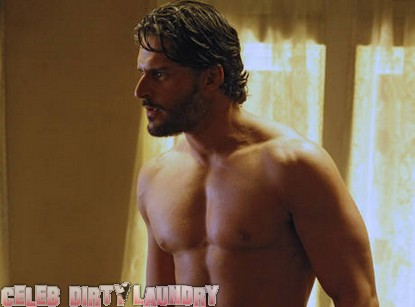 Joe Manganiello To Go Full Frontal Nude For 'Magic Mike'