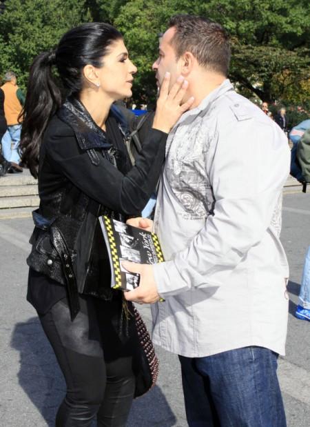 Joe Giudice Caught Cheating On Teresa Giudice! 0809