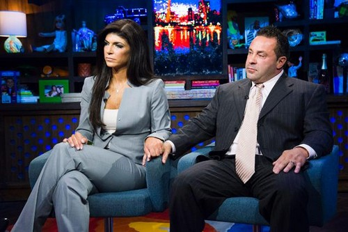 Joe Giudice's Driver's License Fraud Case Postponed -- But his Life Continues to Catch Flames!