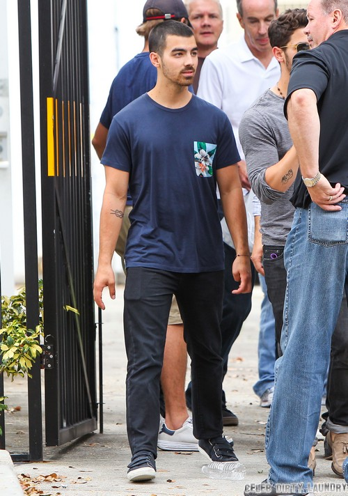 Joe Jonas Exposed as an Alleged DRUG ADDICT with SOBER COACH! Jonas Brothers' Desperate Pleas to Joe - STAY OFF DRUGS!!!