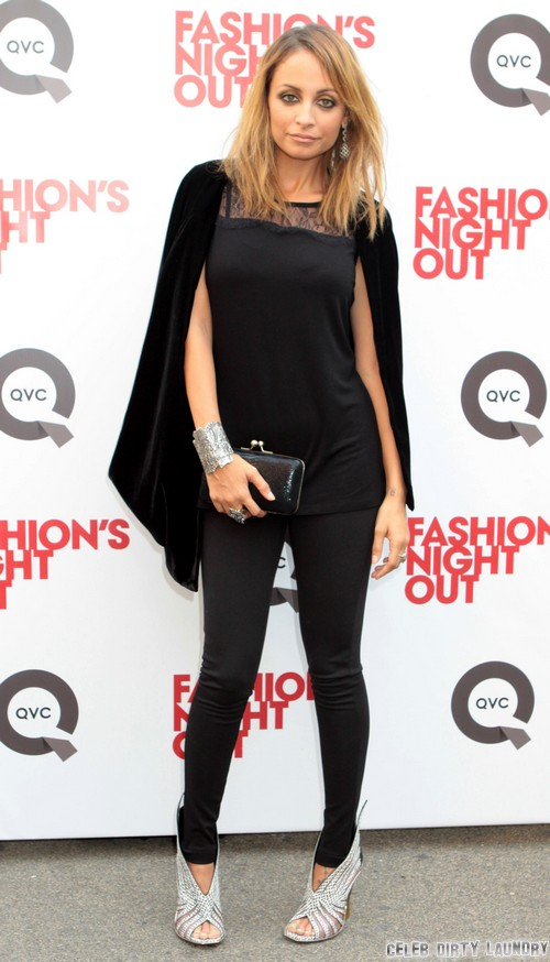 Nicole Richie Lured Into Drug Relapse By Joel Madden?