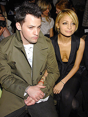 Nicole Richie and Joel Madden Are Married