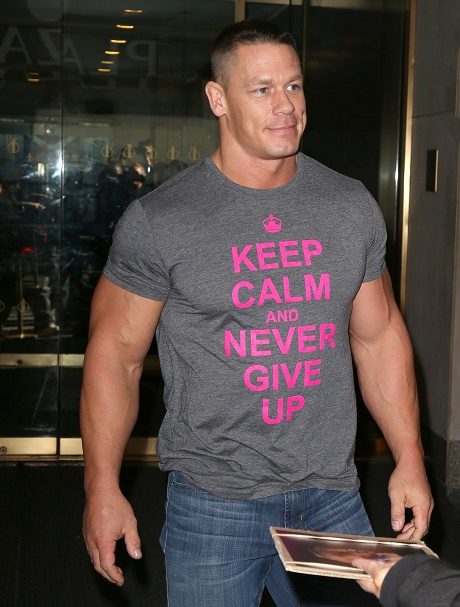 John Cena, WWE Star, Building Movie Career - Hopes New Exposures Will Bring More Fans To WWE!