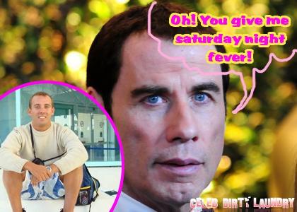 John Travolta Being Sued For Getting Handsy with Cruise Ship Worker Fabian Zanzi