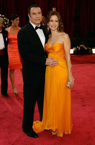 It's A Boy For John Travolta & Kelly Preston