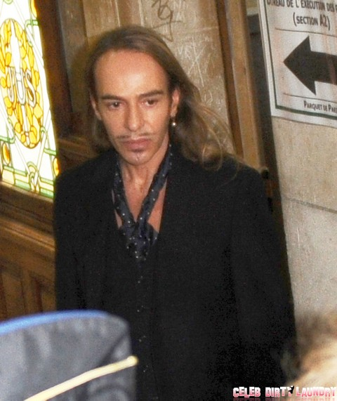 Oscar de la Renta Hires John Galliano - Convicted Racist Anti-Semetic Nazi Supporter