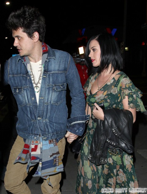 Katy Perry and John Mayer Engaged: Ready to Marry and Settle Down - Report