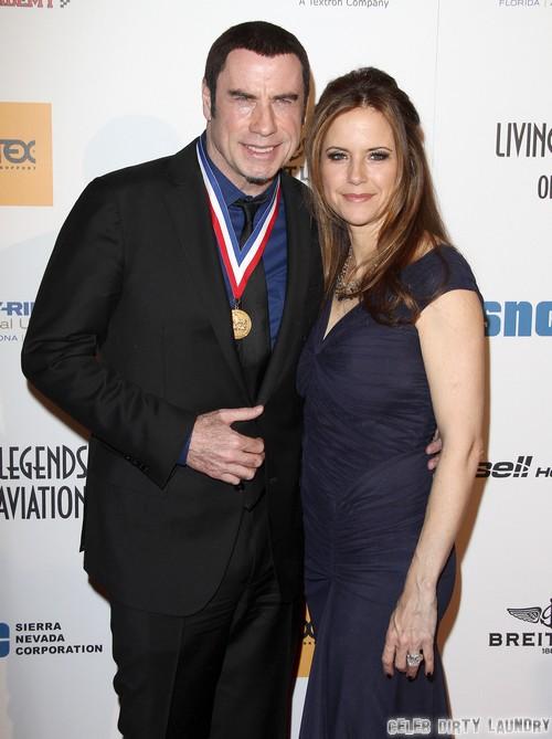 "John Travolta Poisons Kelly Preston's New TV Show – ""Keep Calm and Karey On"" A Scientology Nutbag Showcase"