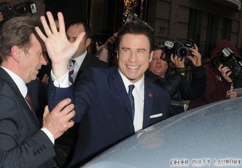 Why John Travolta Skipped James Gandolfini's Funeral