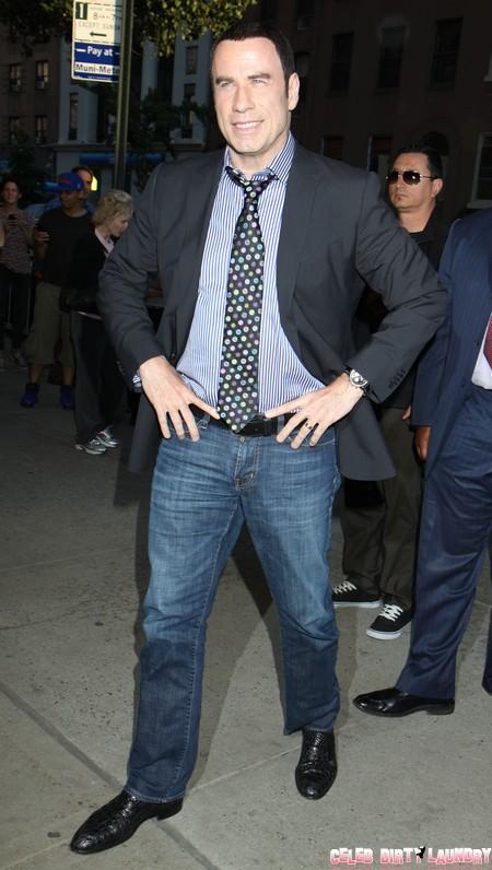 John Travolta's Gay Lover Doug Gotterba Gets Explicit!
