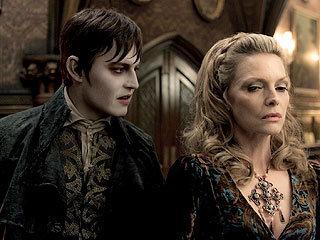 Johnny Depp Is Hollywood's Next Vampire: Teams Up With Tim Burton In 'Dark Shadows'