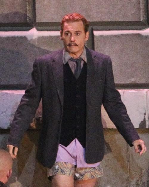 Johnny Depp Hates Gwyneth Paltrow - Avoids Goop On Mordecai Movie Set