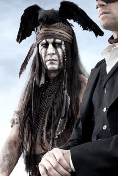 Johnny Depp Proudly Joins The Comanche Tribe