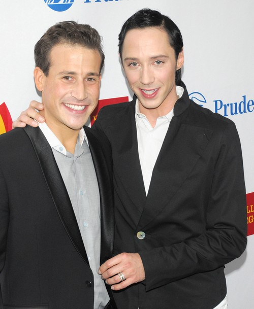 Johnny Weir Divorce Off - Reconciles With Victor Voronov and Moves Back In