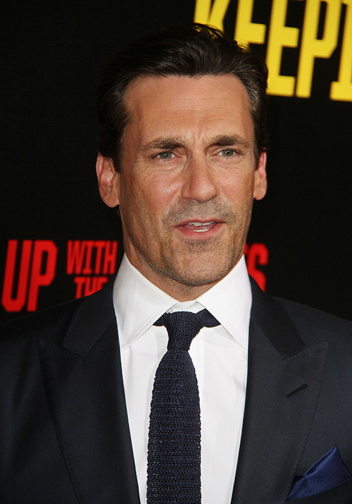 Jon Hamm Won't Admit To January Jones Romance, Still Reeling Over Jennifer Westfeldt Split