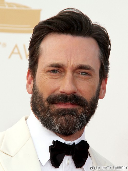 Jon Hamm Adresses Throat Cancer and Coughing Up Blood (VIDEO)