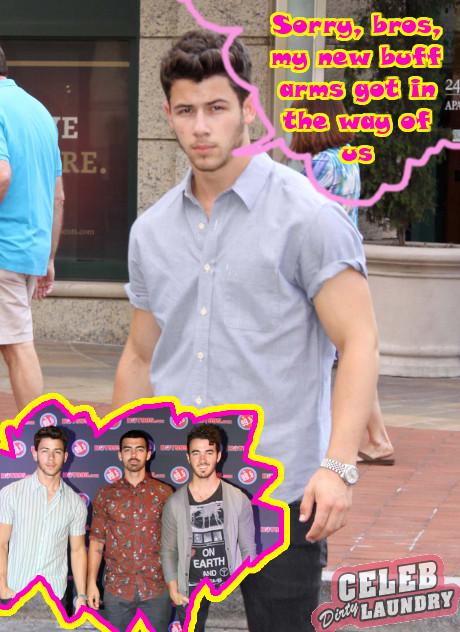 Jonas Brothers Split Up Because Nick Jonas' Ego has Grown too Big, too Difficult to Handle?