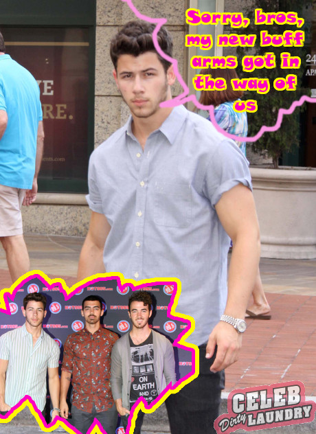 Jonas Brothers Split Up Because Nick Jonas' Ego has Grown too Big, too Difficult to Handle?