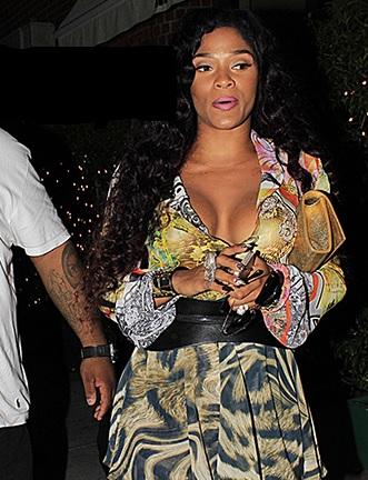 Joseline Hernandez Pregnant Love & Hip Hop Atlanta: Stevie J's Baby – Crack Smoking Mother Gets LHHA Spin-Off