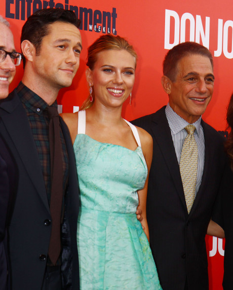 Joseph Gordon-Levitt Hand-Selected All Porn Clips Featured in his New Film Don Jon