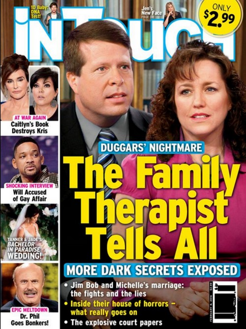 Jim Bob Duggar Troubled Marriage: Michelle Scared of Josh Duggar - Demands Disgraced Son Be Banished Forever?