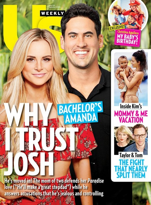 Josh Murray Bachelor In Paradise: Moves In With Amanda Stanton, Andi Dorfman Doubts They'll Last
